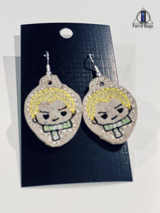 Draco Malfoy Earrings