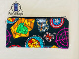 Stained Glass Marvel Zip Bag