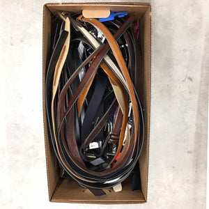Belts Mixed Lot