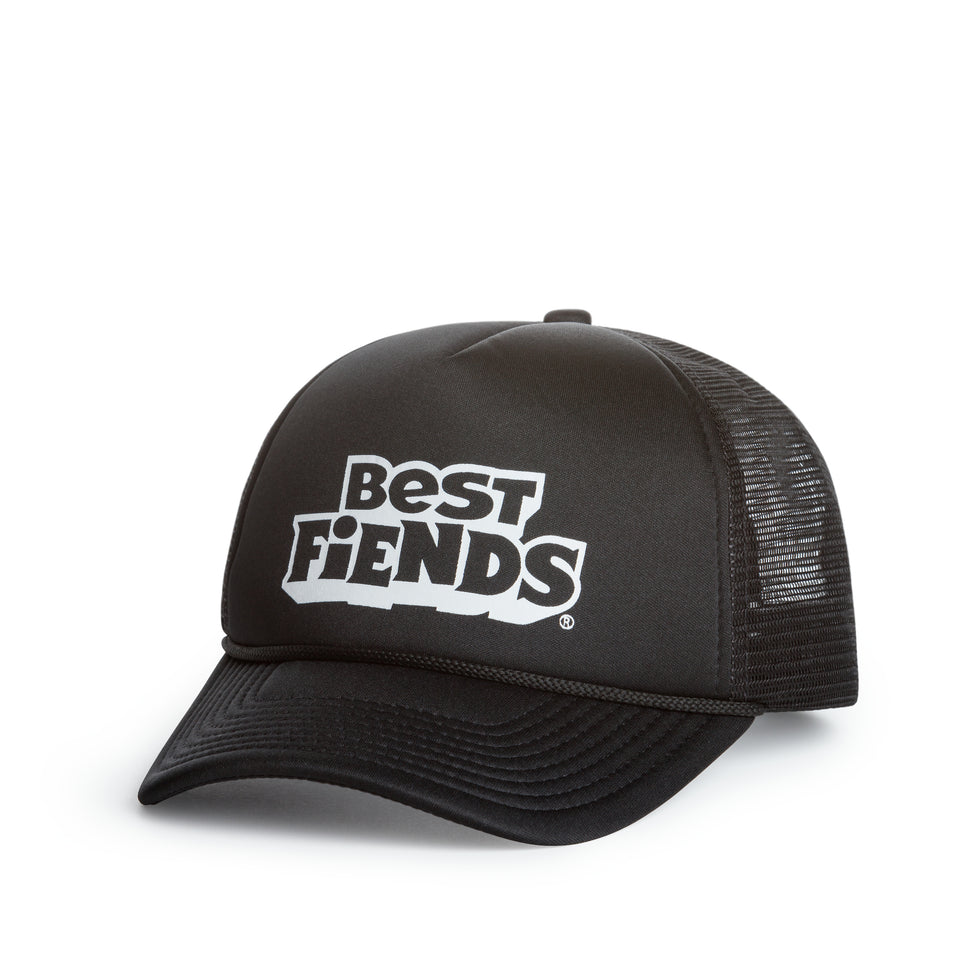 The Best Fiends Trucker Hat