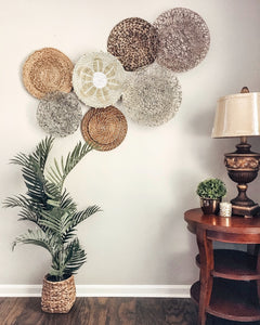 Basket Wall Inspiration