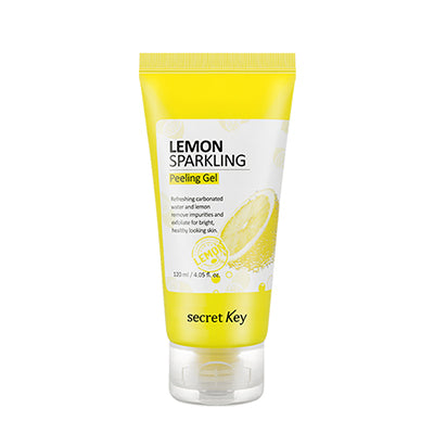 secret Key Lemon Sparkling Peeling Gel