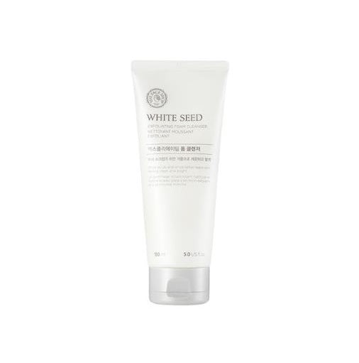 the-face-shop-white-seed-exfoliating-foam-cleanser