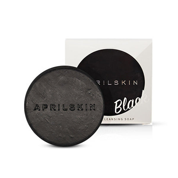 aprilskin-signature-soap-black