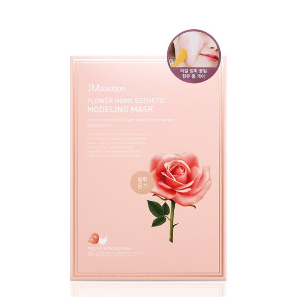 JMsolution Flower Home Esthetic Modeling Mask