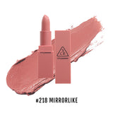 3CE Mood Recipe Matte Lip Color #218