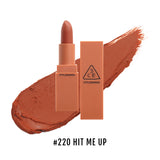 3CE Mood Recipe Matte Lip Color #220
