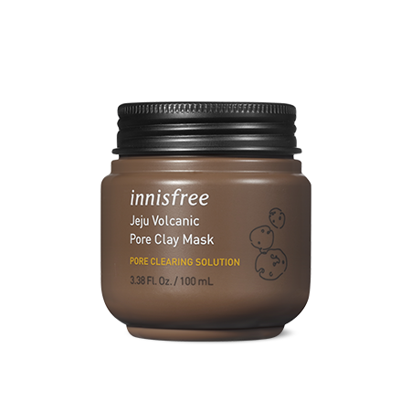 Innisfree Jeju Volcanic Pore Clay Mask [Original]