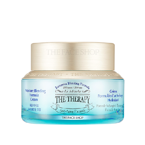 The Face Shop The Therapy Royal Made Moisture Blending Cream