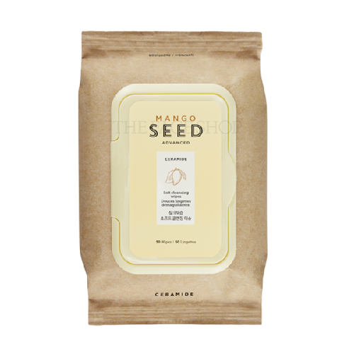 The Face Shop Mango Seed Soft Cleansing Wipes