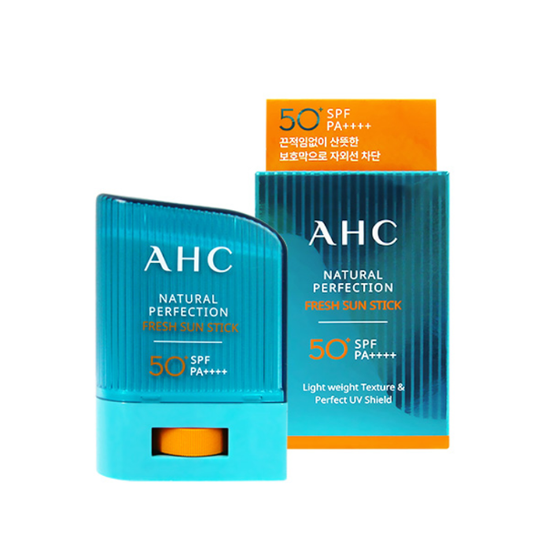 AHC Natural Perfection Fresh Sun Stick SPF50+ PA++++