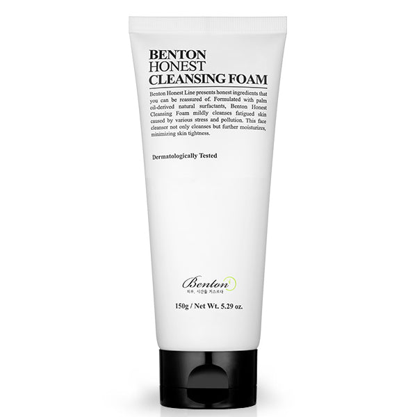 Benton-honest-cleansing-foam