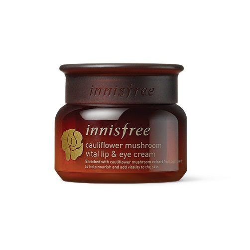 Innisfree-Cauliflower-MushRoom-Vital-Lip-Eye-Cream