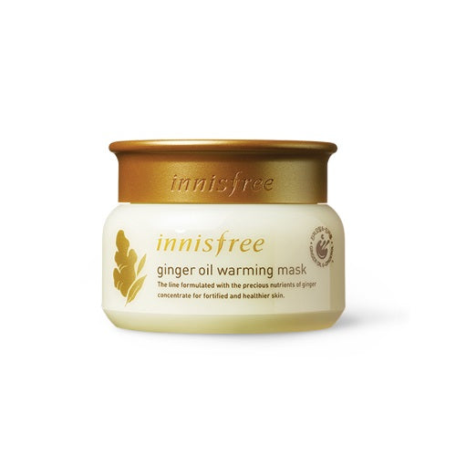 Innisfree-Ginger-Oil-Warming-Mask