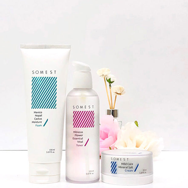 SOMEST Skin Soothing Line