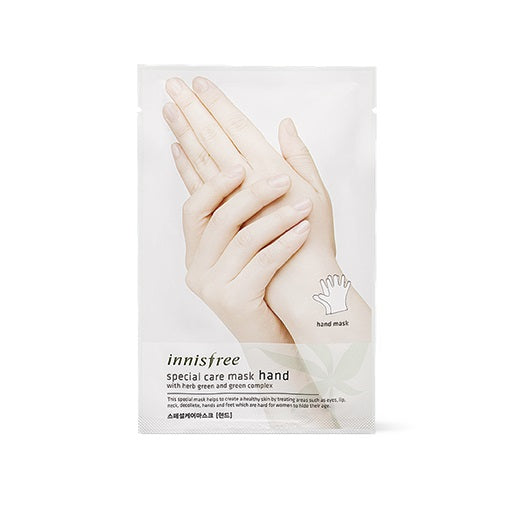 Innisfree-Special-Care-Mask-Hand
