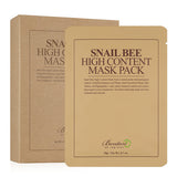Benton Snail Bee High Content Mask Pack 10 Sheets