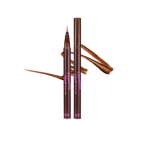 etude-drawing-brush-liner-brown
