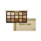 Etude House Play Color Eye Palette Trench Coat Show Room