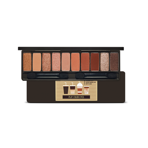 Etude House Play Color Eyes Caffein Holic