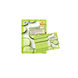 FOODAHOLIC 3D Natural Essence Mask Cucumber