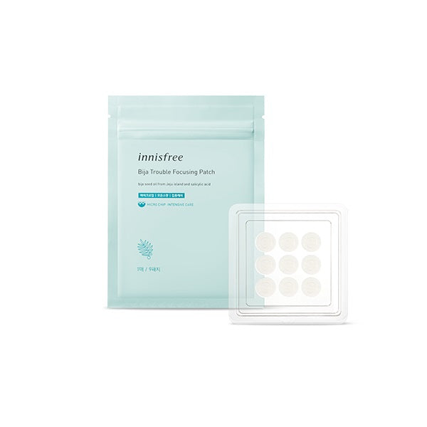 Innisfree Bija Trouble Focusing Patch