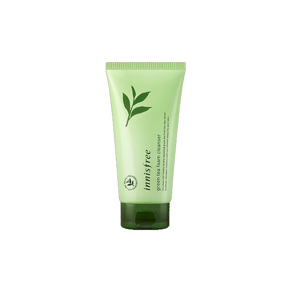 innisfree-green-tea-foam-cleanser