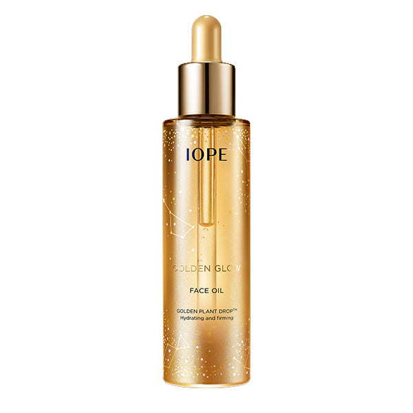 iope-golden-glow-face-oil-holiday-limited-edition