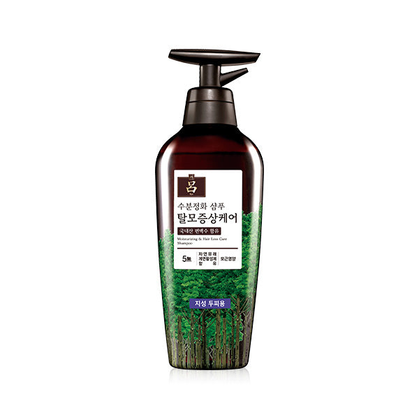 Ryo Pyeonbaeksu Moisturizing & Hair Loss Care Shampoo