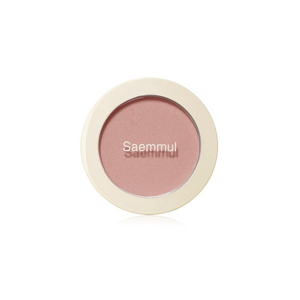 the SAEM Saemmul single Blusher CR01