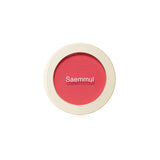 the SAEM Saemmul single Blusher PK01