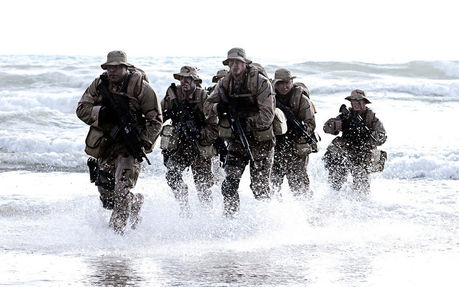 Support the Seals
