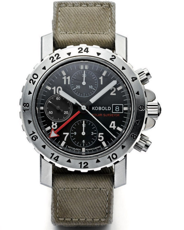 Polar Surveyor Chronograph