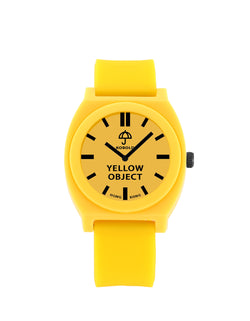 Yellow Object - The Beater Watch