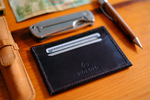 Travel Notepad & Cardholder