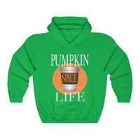 Pumpkin Spice Life Unisex Heavy Blend™ Hooded Sweatshirt