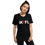 IKYFL Ladies Cut Tee