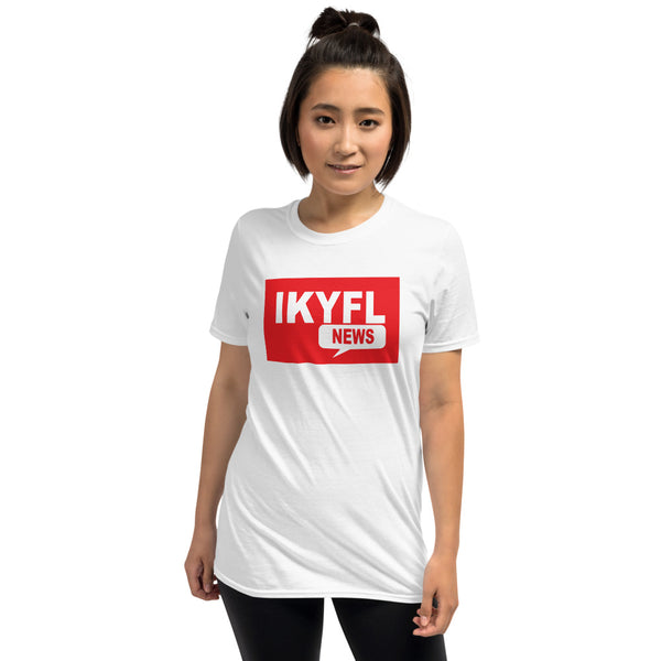 IKYFL News Short-Sleeve Unisex T-Shirt