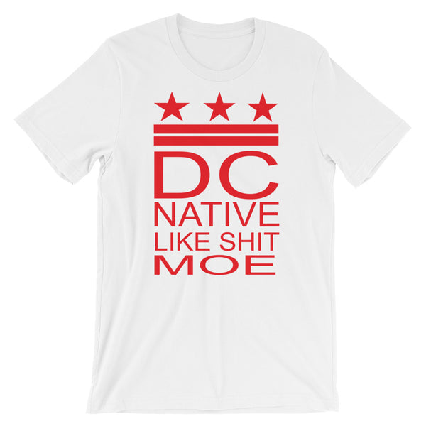 DC Native LSM Short-Sleeve Unisex T-Shirt