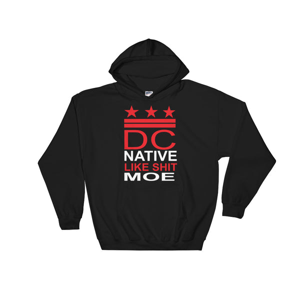 DC Native LSM V2 Hooded Sweatshirt