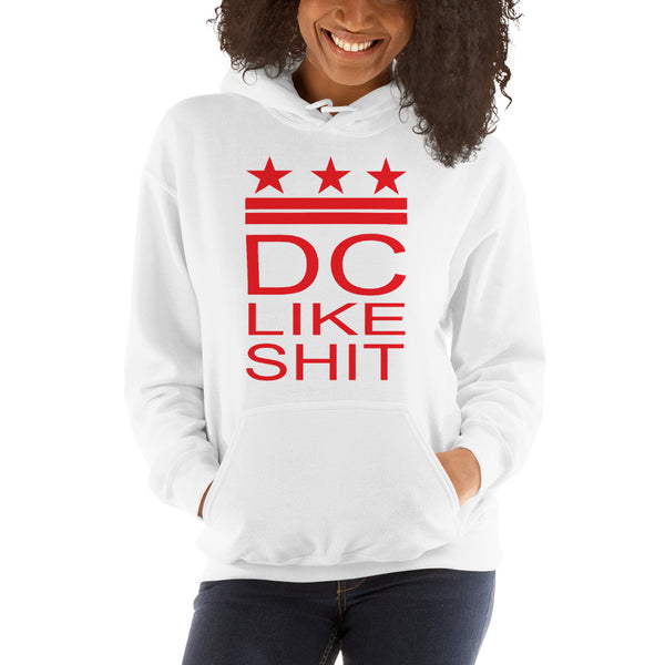 DC Like Shi Unisex Hooded Sweatshirt