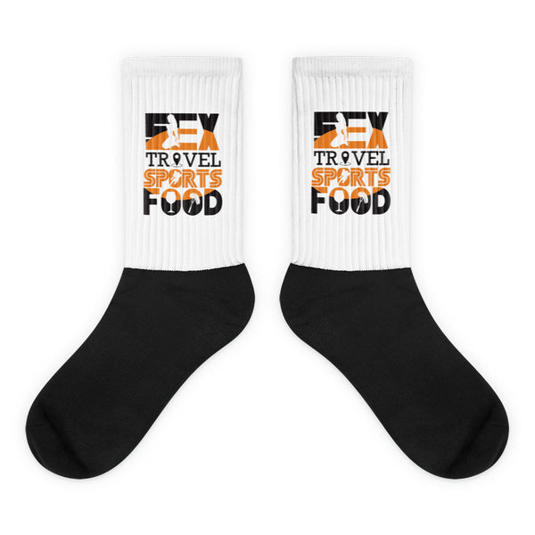 Sex Travel Sports Food Podcast Socks