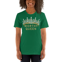 Worthy Queen Short-Sleeve T-Shirt