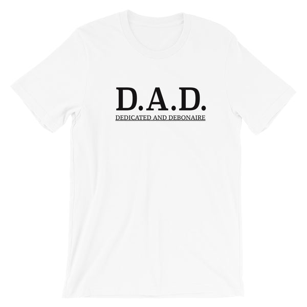 DAD Acronym Short-Sleeve Unisex T-Shirt