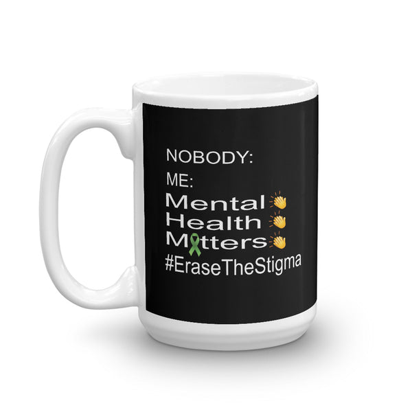 Mental Health Matters Ceramic Mug