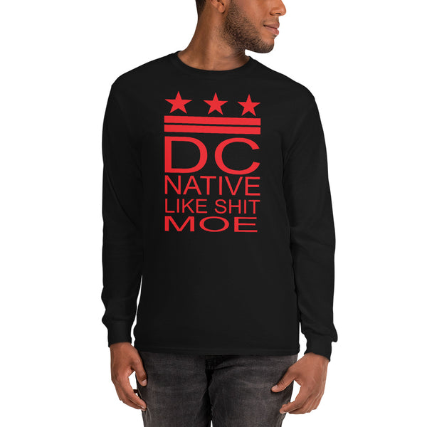 DC Native LSM Long Sleeve T-Shirt