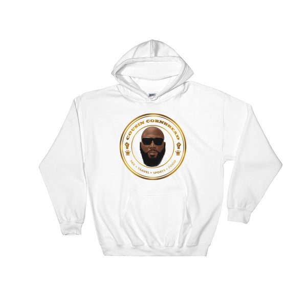 Cousin Cornbread Logo Hooded Sweatshirt