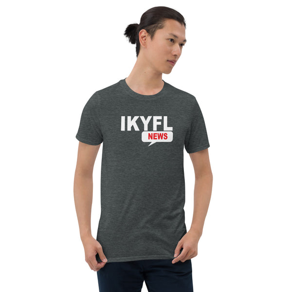 IKYFL News v2 Short-Sleeve Unisex T-Shirt