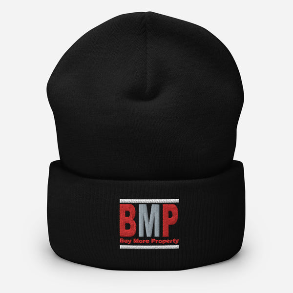 Buy More Property Cuffed Beanie