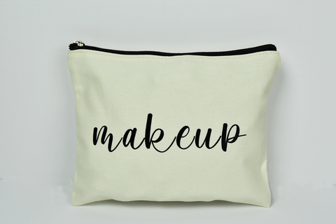 Makeup Bag Custom - Bella Rose Closet